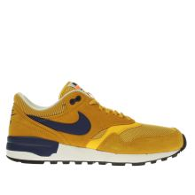 Nike Yellow Air Odyssey Mens Trainers
