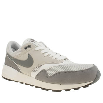 Nike Grey Air Odyssey Trainers