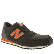 New Balance Dark Green 420 Mens Trainers