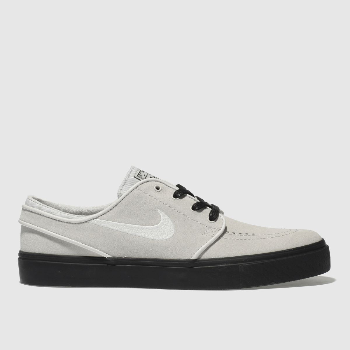 Nike Sb Light Grey Zoom Stefan Janoski Trainers