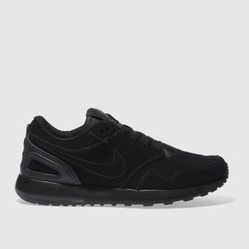 Nike Black AIR VIBENNA PREMIUM Trainers