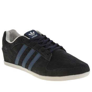Adidas Navy Plimcana 2-0 Low Trainers