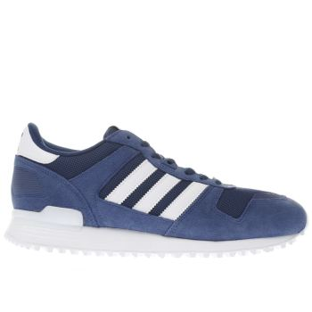 Adidas Navy Zx 700 Mens Trainers