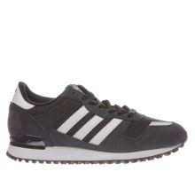 Adidas Navy & White Zx 700 Mens Trainers