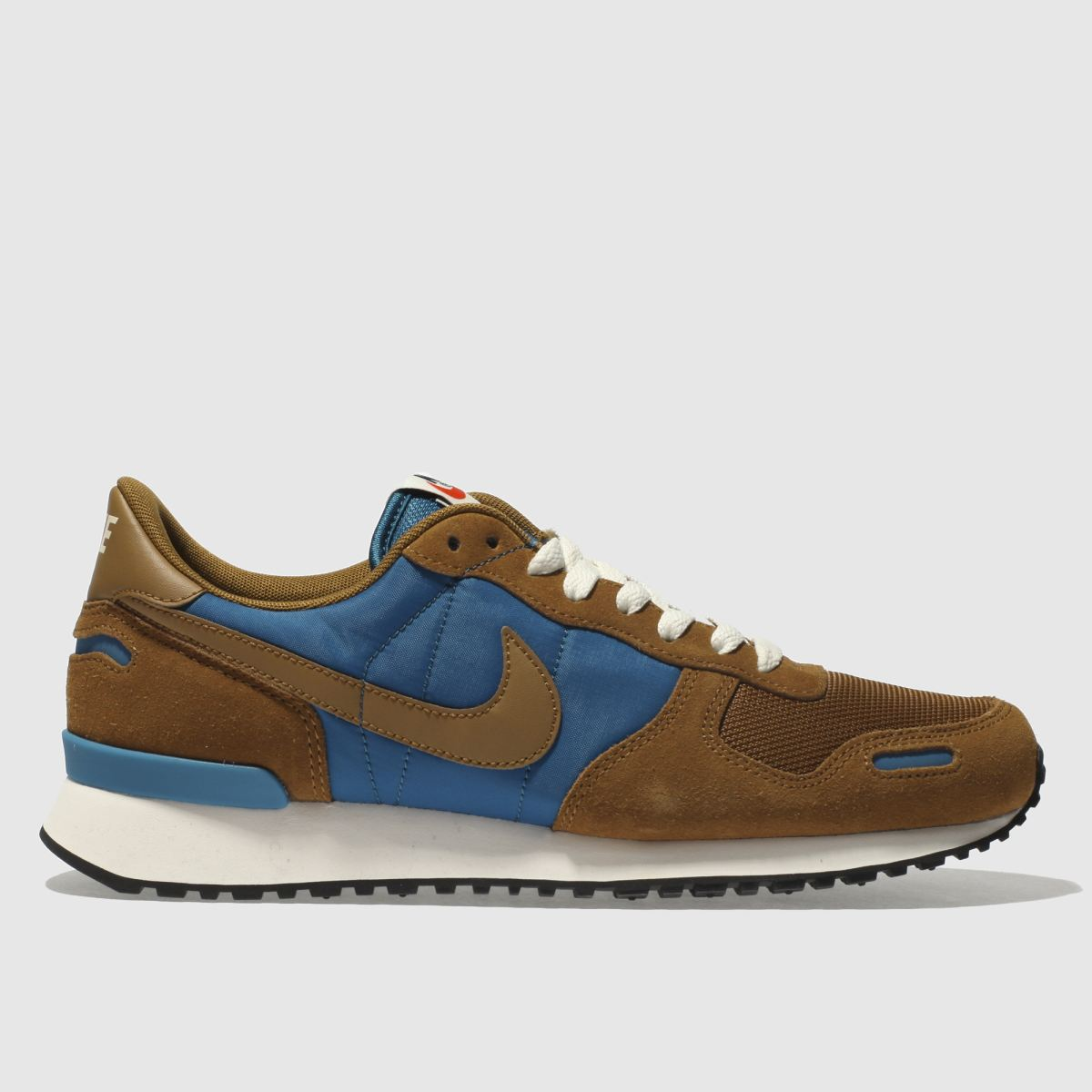 Nike Tan Air Vortex Trainers