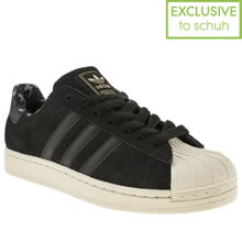 Black Adidas Superstar Ii Camo