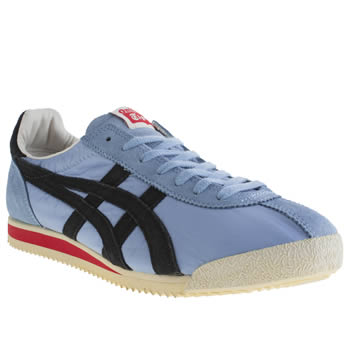 Onitsuka Tiger Blue Corsair Vintage Trainers