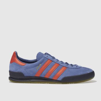 Adidas Blue Jeans Mens Trainers