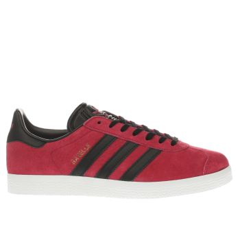 Adidas Pink Gazelle Mens Trainers