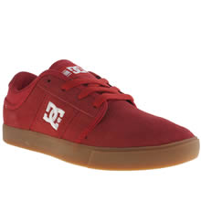 Red Dc Shoes Rd Grand