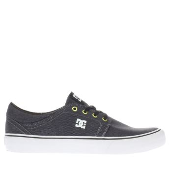 Dc Shoes Black Trase Tx Se Mens Trainers