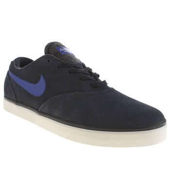 Nike Skateboarding Navy Eric Koston 2 Lr Trainers