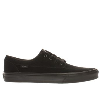 Vans Black Brigata Trainers