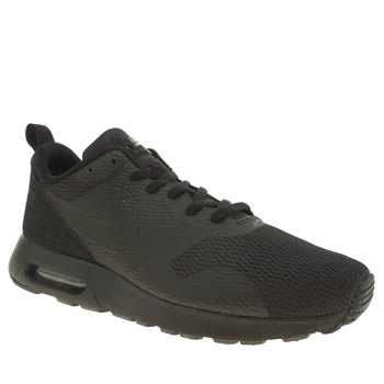Nike Black Air Max Tavas Trainers