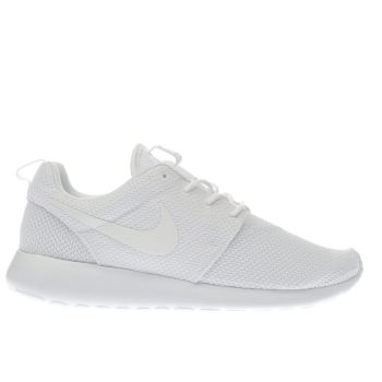 Nike White Roshe One Trainers
