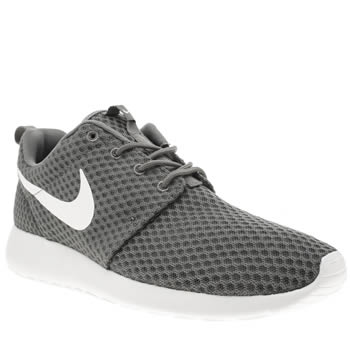 Nike Grey Roshe Run Trainers