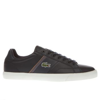 Lacoste Navy Fairlead 416 Trainers