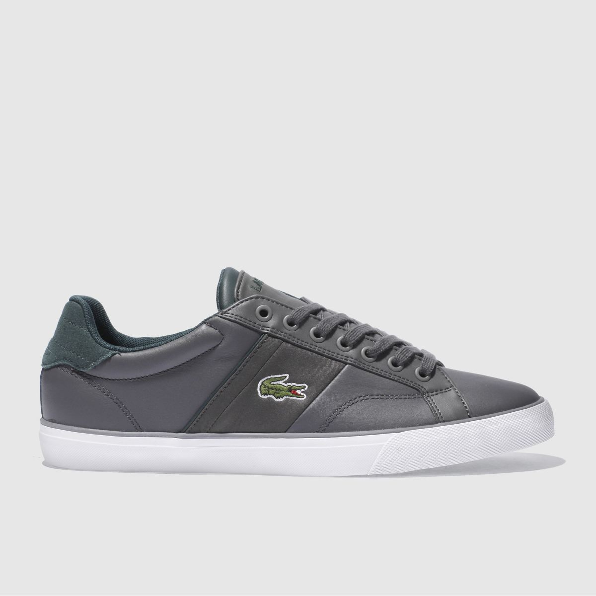 Lacoste Grey Fairlead 317 Trainers