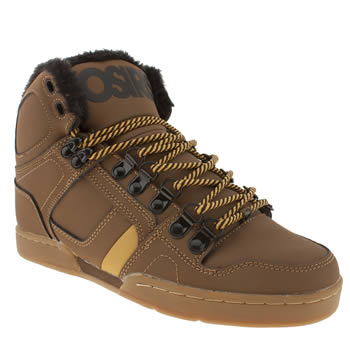 mens osiris tan nyc 83 trainers
