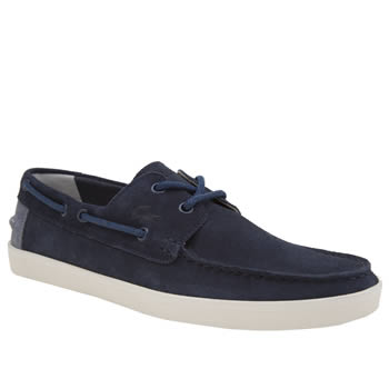 Lacoste Navy Keellson Shoes