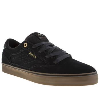 Mens Emerica Navy Jinx 2 Trainers
