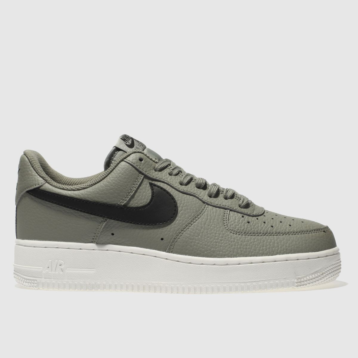 Nike Khaki Air Force 1 07 Trainers