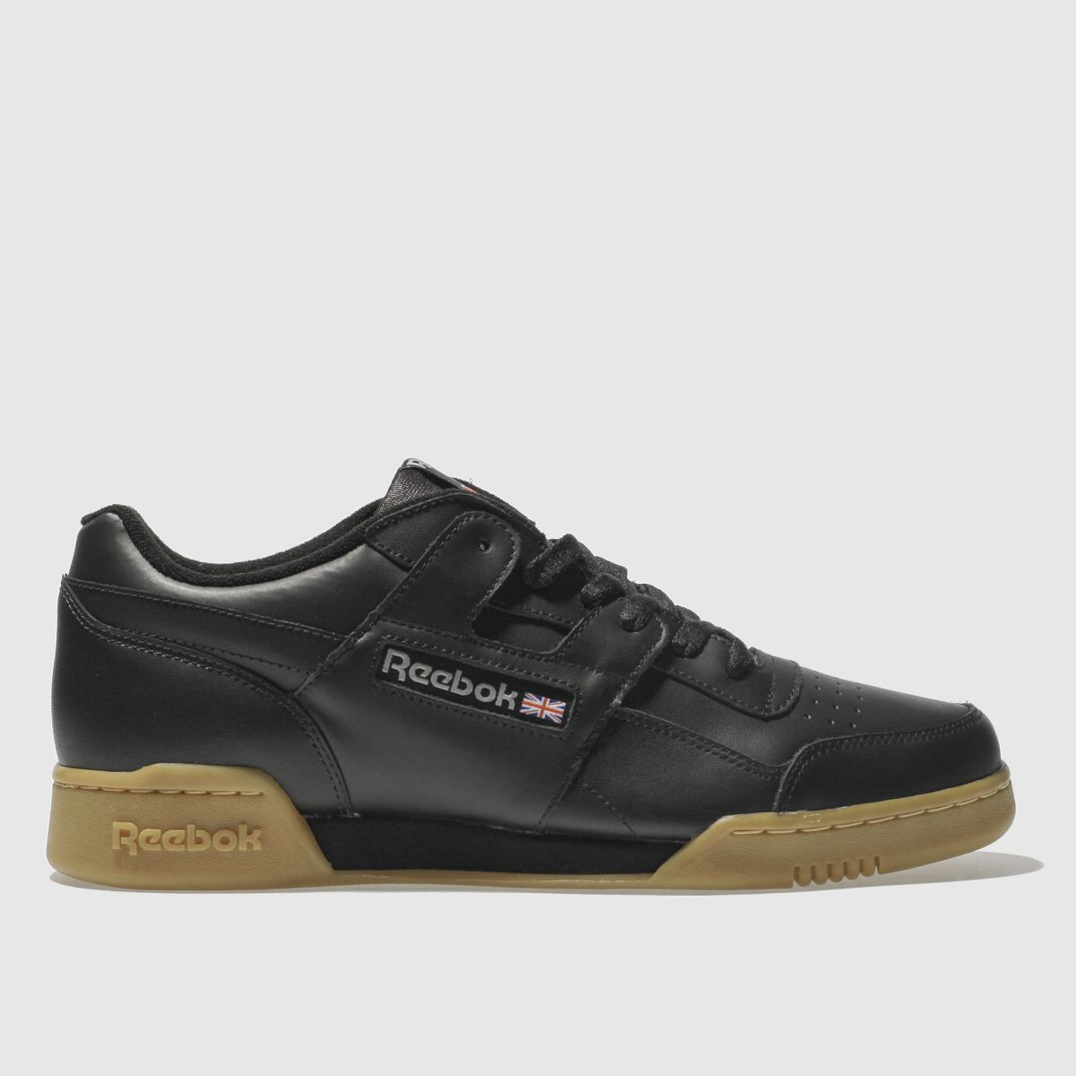 Reebok Black Workout Plus Nt Trainers