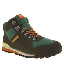 Merrell Dark Green Eagle Mens Boots