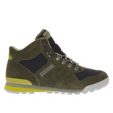 Merrell Khaki Eagle Mens Trainers
