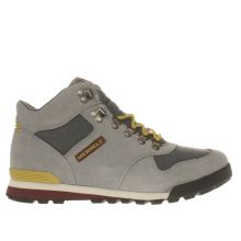 Merrell Light Grey Eagle Mens Boots