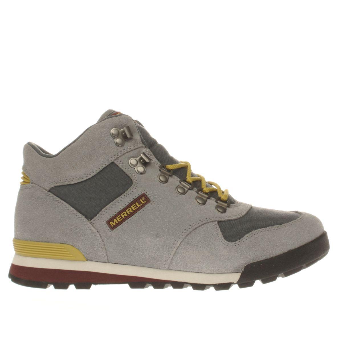 Merrell Merrell Light Grey Eagle Boots