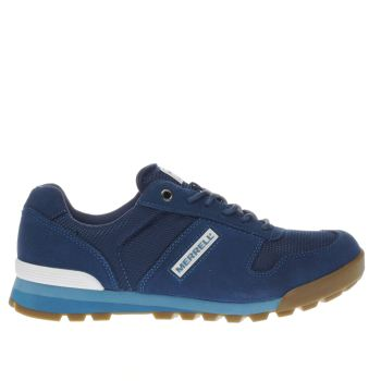 Merrell Navy Solo Mens Trainers