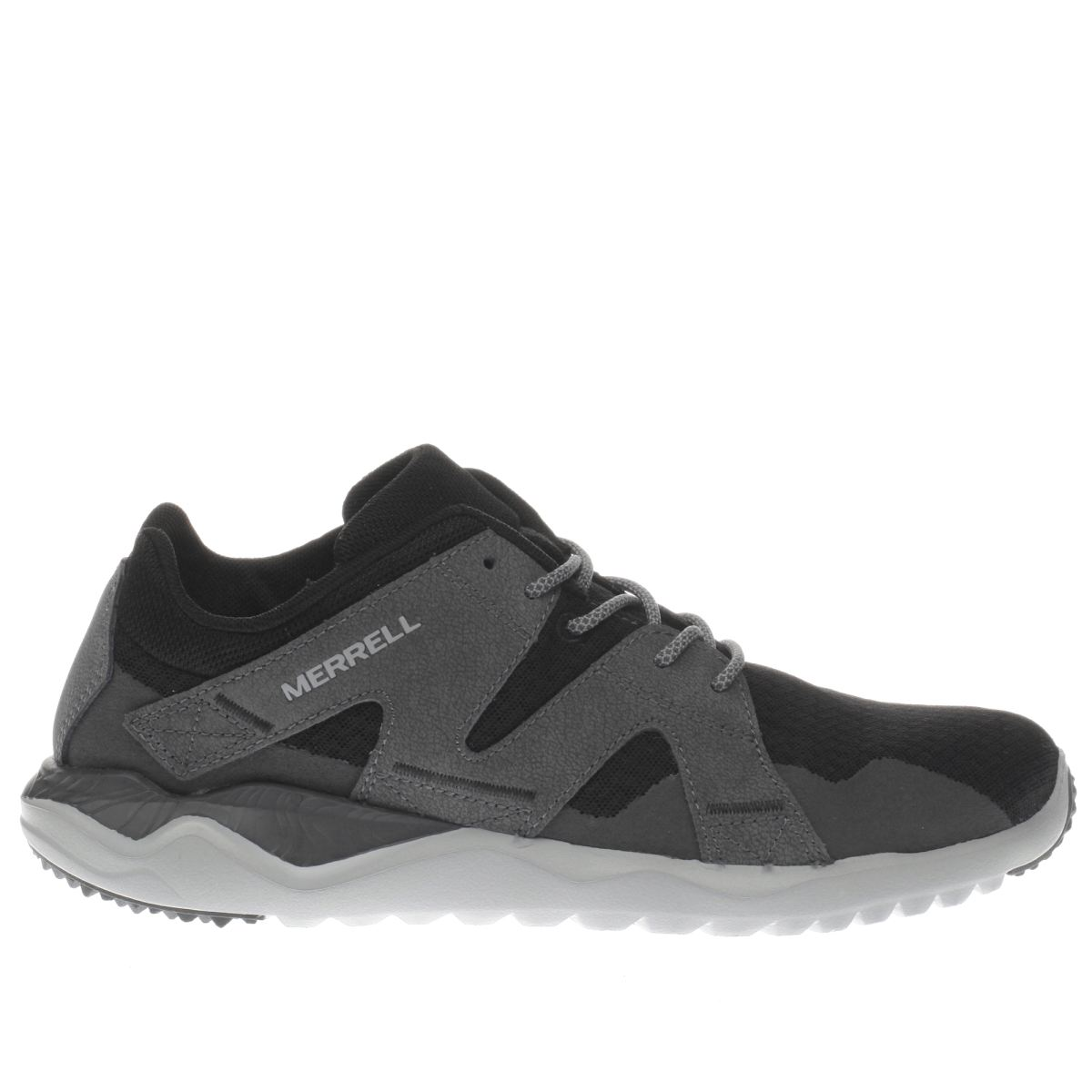 merrell grey & black 1six8 trainers
