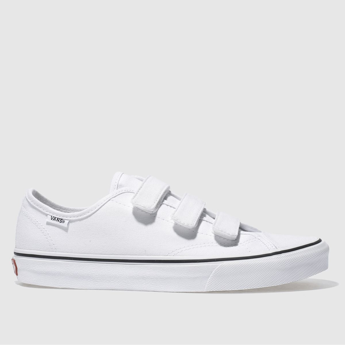 vans white style 23 v trainers
