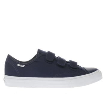 VANS NAVY PRISON ISSUE TRAINERS