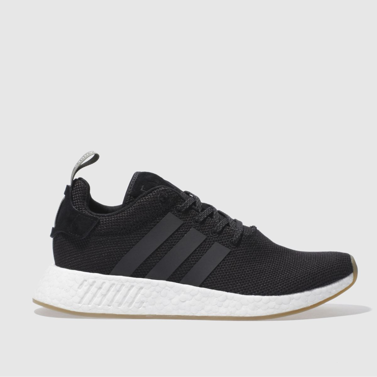 Adidas Black Nmd_r2 Trainers