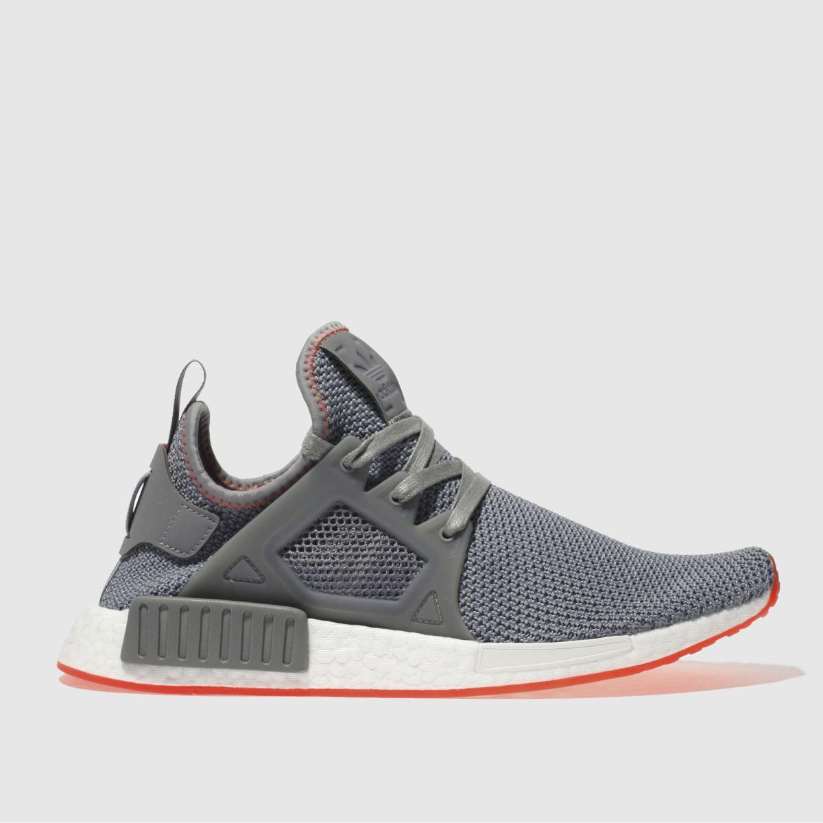 adidas grey nmd_xr1 trainers
