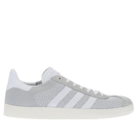 quality design 60ceb d5693 light grey adidas gazelle