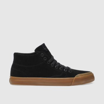 Dc Shoes Black Evan Smith Hi Zero Mens Trainers