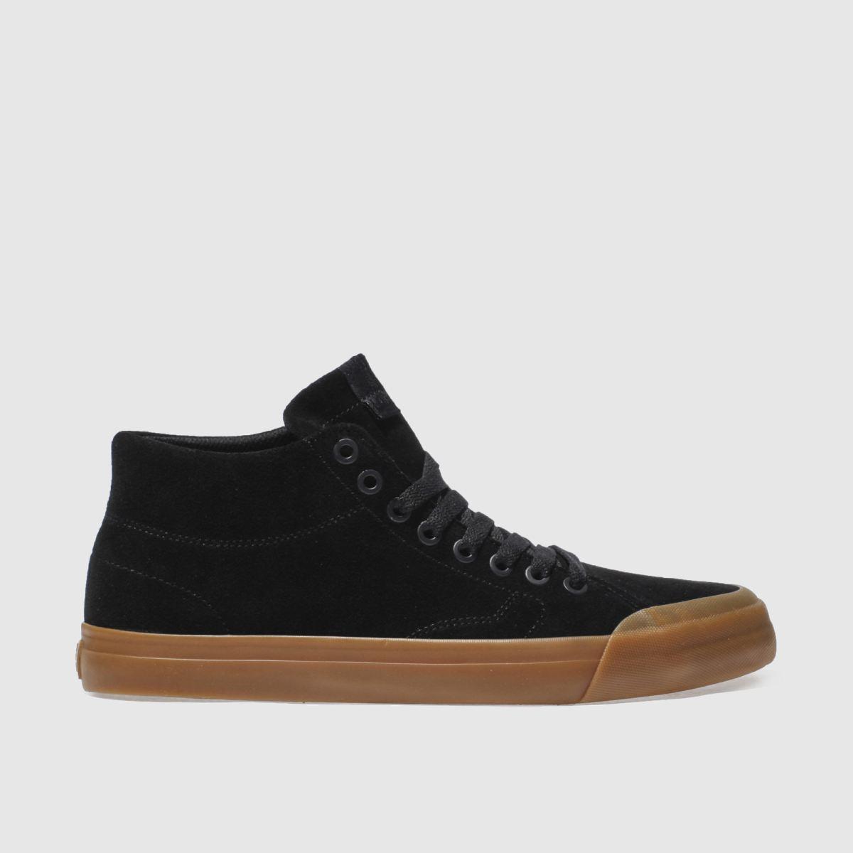 dc shoes Dc Shoes Black Evan Smith Hi Zero Trainers