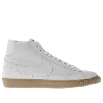 Nike Stone Blazer Mid Top Mens Trainers