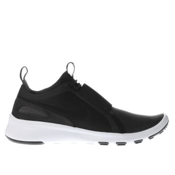 Nike Black Current Slip On Trainers