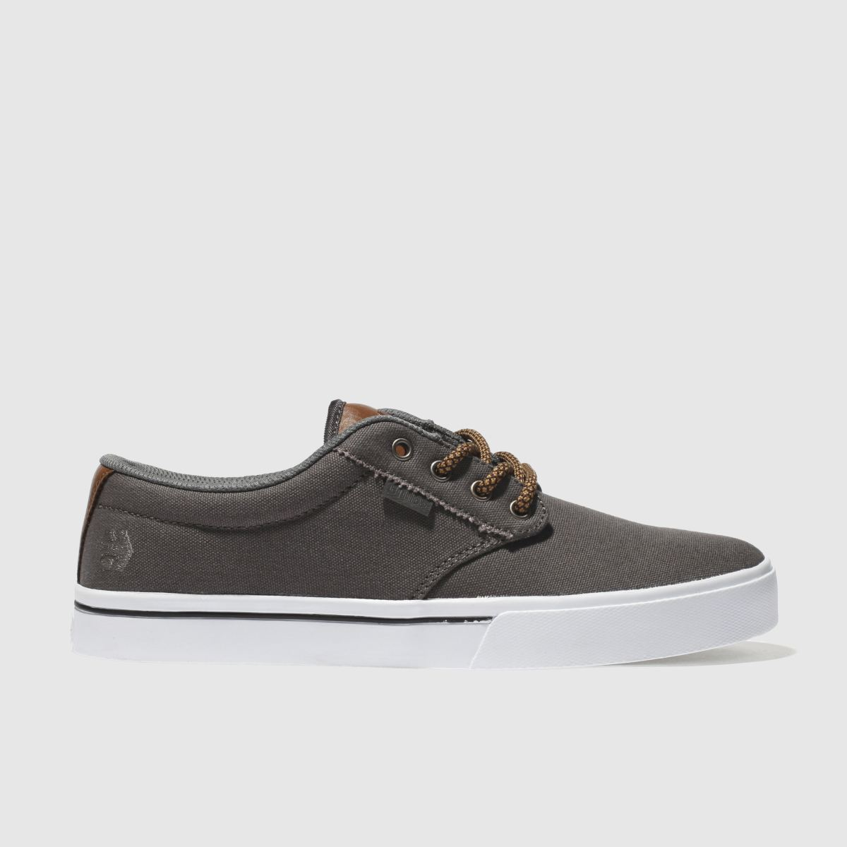 Etnies Etnies Dark Grey Jameson 2 Eco Trainers