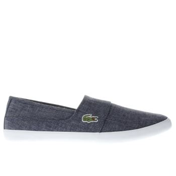 Lacoste Navy Marice 217 Mens Trainers