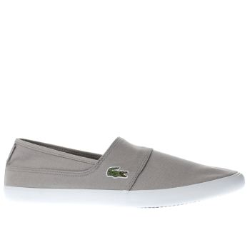 Lacoste Grey Marice Lcr Mens Trainers