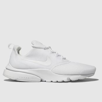 Nike White Presto Fly Mens Trainers