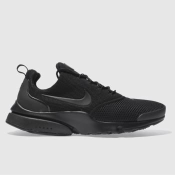 Nike Black Presto Fly Mens Trainers