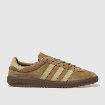Adidas Tan Bermuda Mens Trainers