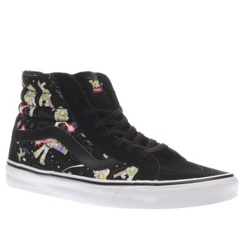Vans Multi Sk8-hi Toy Story Buzz Mens Trainers