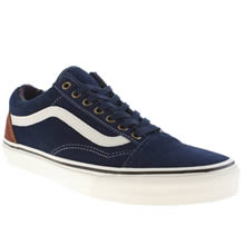 Navy Vans Old Skool